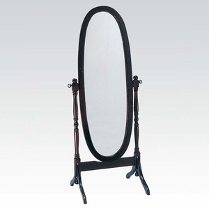 020CM Cheval Mirror - Finish: Cherry<br><br>Dimensions: 19