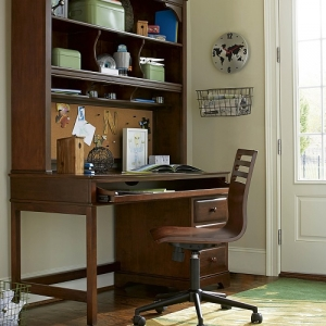 003HC Desk Hutch - <b>DesK Sold Separately</b><br><br>Touch Lighting<br><br>