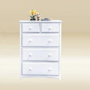 293CH 5 Drawer Chest with Divider