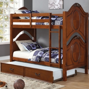 A0006TT Princess Classica Twin over Twin Bunk Bed