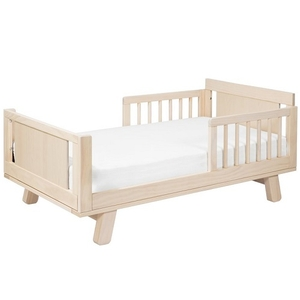 CB007 Junior Bed Conversion Kit in Washed Natural - Finish: Washed Natural<br><br>Available in White, Washed Natural, Espresso & White/Washed Natural<br><br>Made in Taiwan<br><br>Assembly Weight: 70.4 lbs<br><br>Dimensions: 53.5
