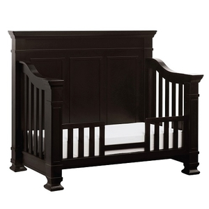 CF001 Toddler Conversion Kit in Dark Espresso - Finish: Dark Espresso<br><br>Weight: 7.72 lbs<br><br>Dimensions: 53.1