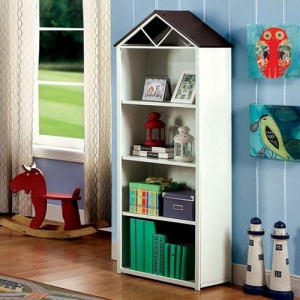 001BC Bookshelf - Full Metal Construction<br><br>
