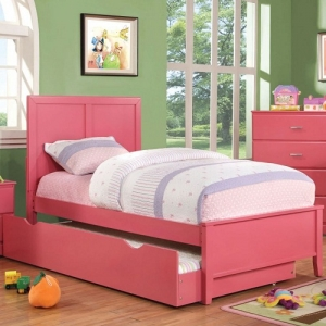 0126T Twin Bed - Platform Bed also available in Full Size<br><br>Optional Trundle<br><br>